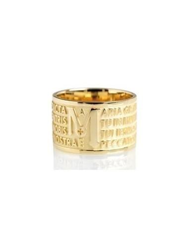 TUUM Anello TUAM in oro 9 carati con...