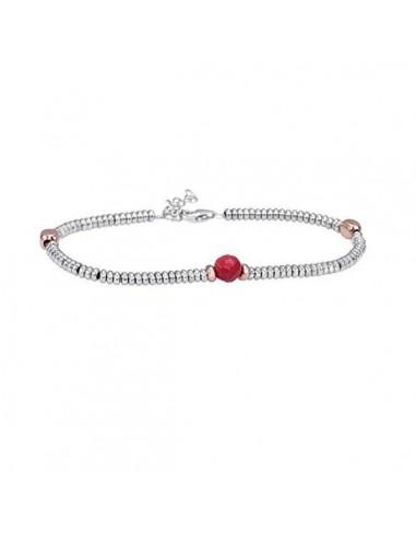 Bliss bracelet Silver Stone Lady in...