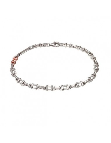 Oxford Bliss Bracelet in silver and 9...