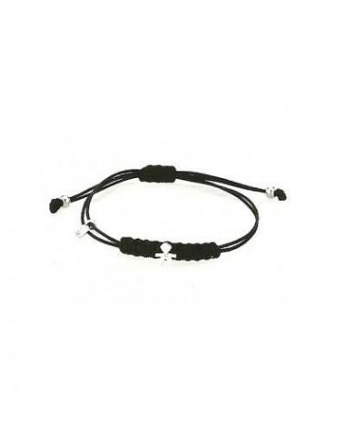 LeBebè cord bracelet with boy in...