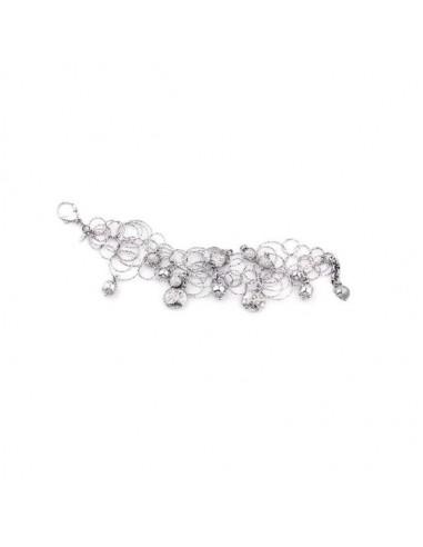 Silver bracelet Suali BM0111 jewelry