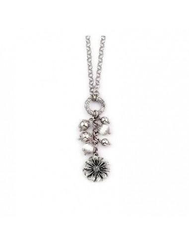 Collana in argento gioielli Suali BM0028