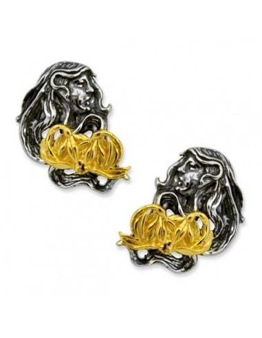 Gerardo Month Sacco January earrings...