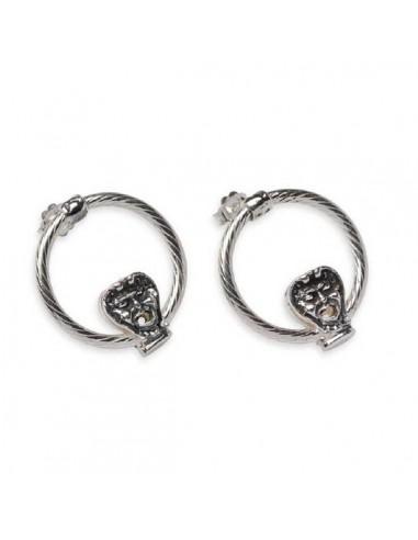 Gerardo Sacco Magna Greece earrings...