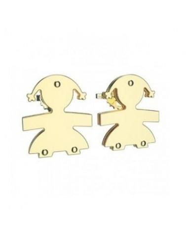Le Bebè orecchini Femminuccia in oro...