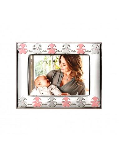 LeBebè Silver photo frame for baby...