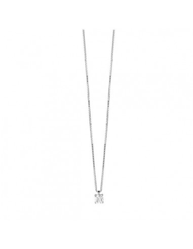 Collana ROYALE Bliss in argento e...