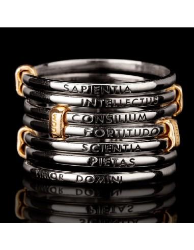 SETTEDONI Tumm Ring in Burnished...