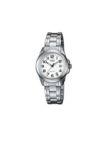 Casio women's watch in steel only...