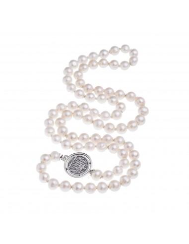 Gerardo Sacco Collana di perle Chanel...