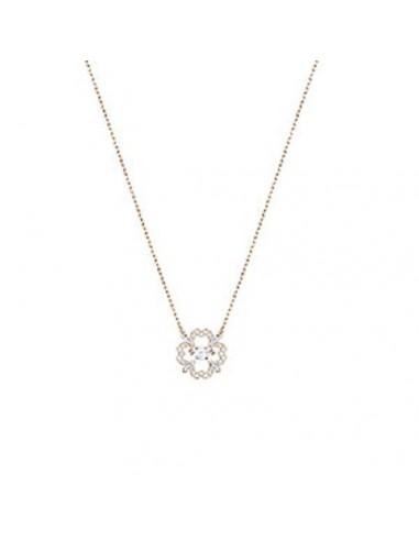 Sparkling Dance Flower necklace...