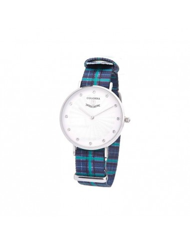 Women's Colonna watch, in stainless...