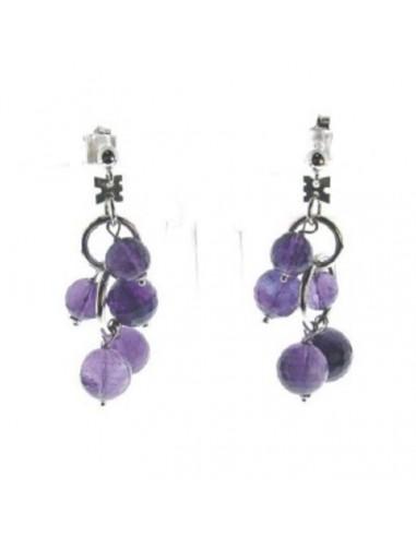 Elba Rajola earrings, silver pendants...