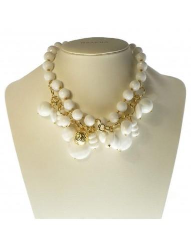 Andorra Rajola necklace, in gilded...