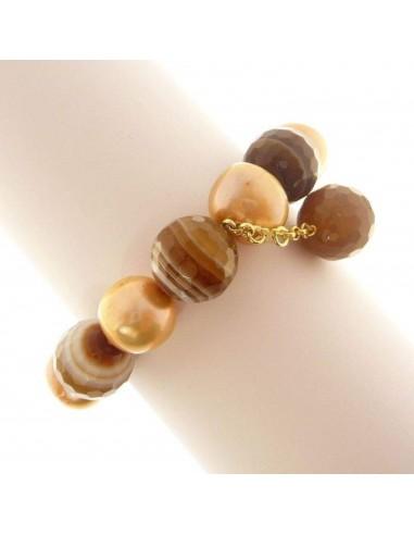 BON BON Rajola bracelet, in gold...