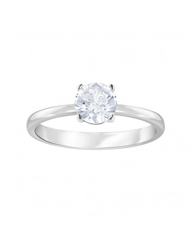 Anello Attract round swarovski da...