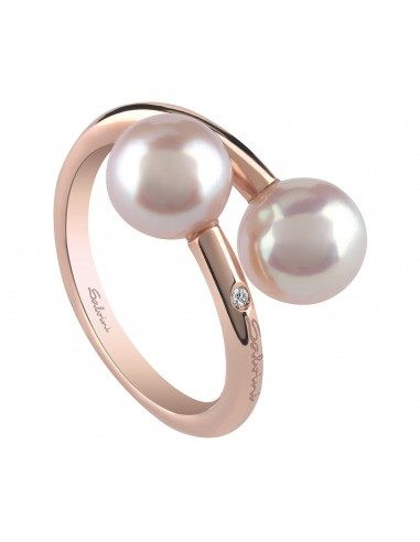 PIN UP Salvini gold ring with...