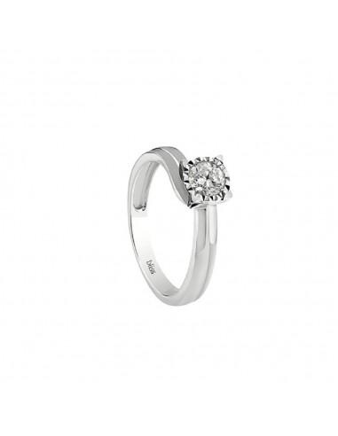 Ring LUMINA jewelery Bliss solitaire...