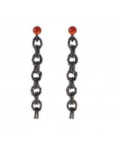 Earrings INFINITY Rajola Jewelry in...