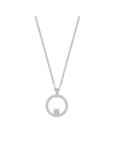 Swarovski Creativity Circle Rhodium...