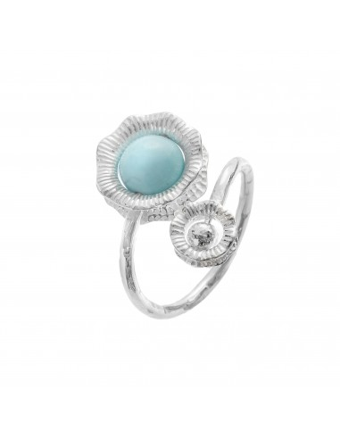 Capri Athena ring in silver and...