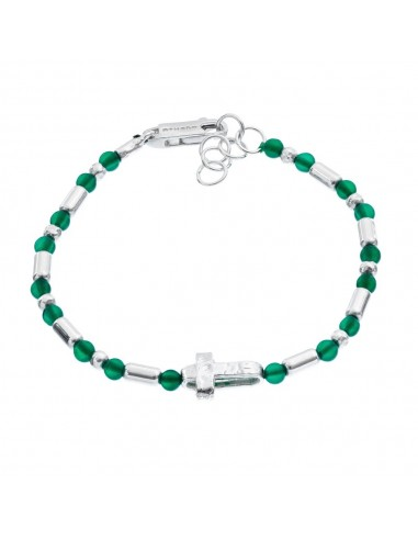 Credem Athena bracelet in silver and...