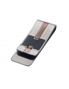 Money Clip RedAmante in PVD...