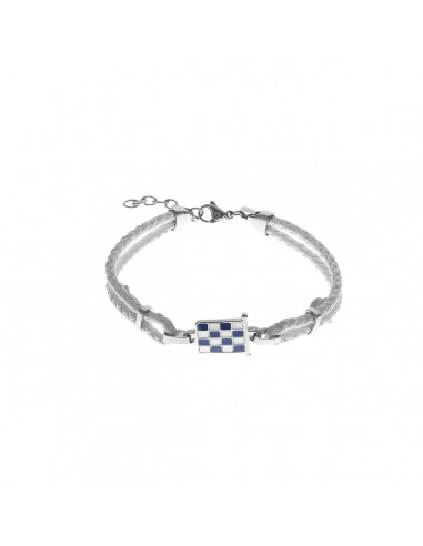 Bliss Sailing Bracelet in eco-leather...