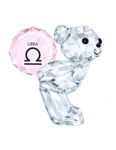 Kris teddy bear Swarovski scale...