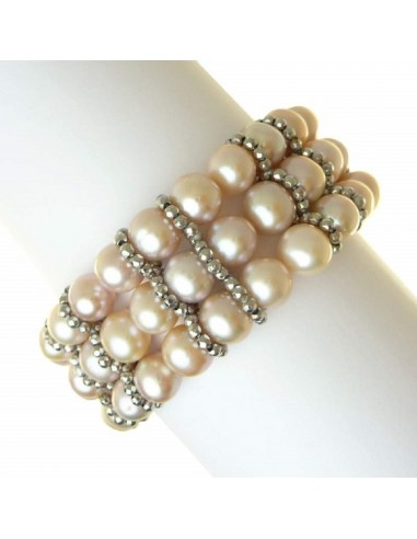 GOSSIP jewels Rajola bracelet in pink...