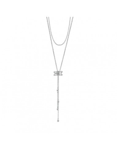 Salvini jewelery necklace in white...