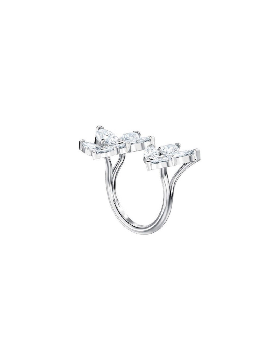 105f40ef4 ... Ring Louison swarovski plating rhodium jewelry size 55 5372962. Previous