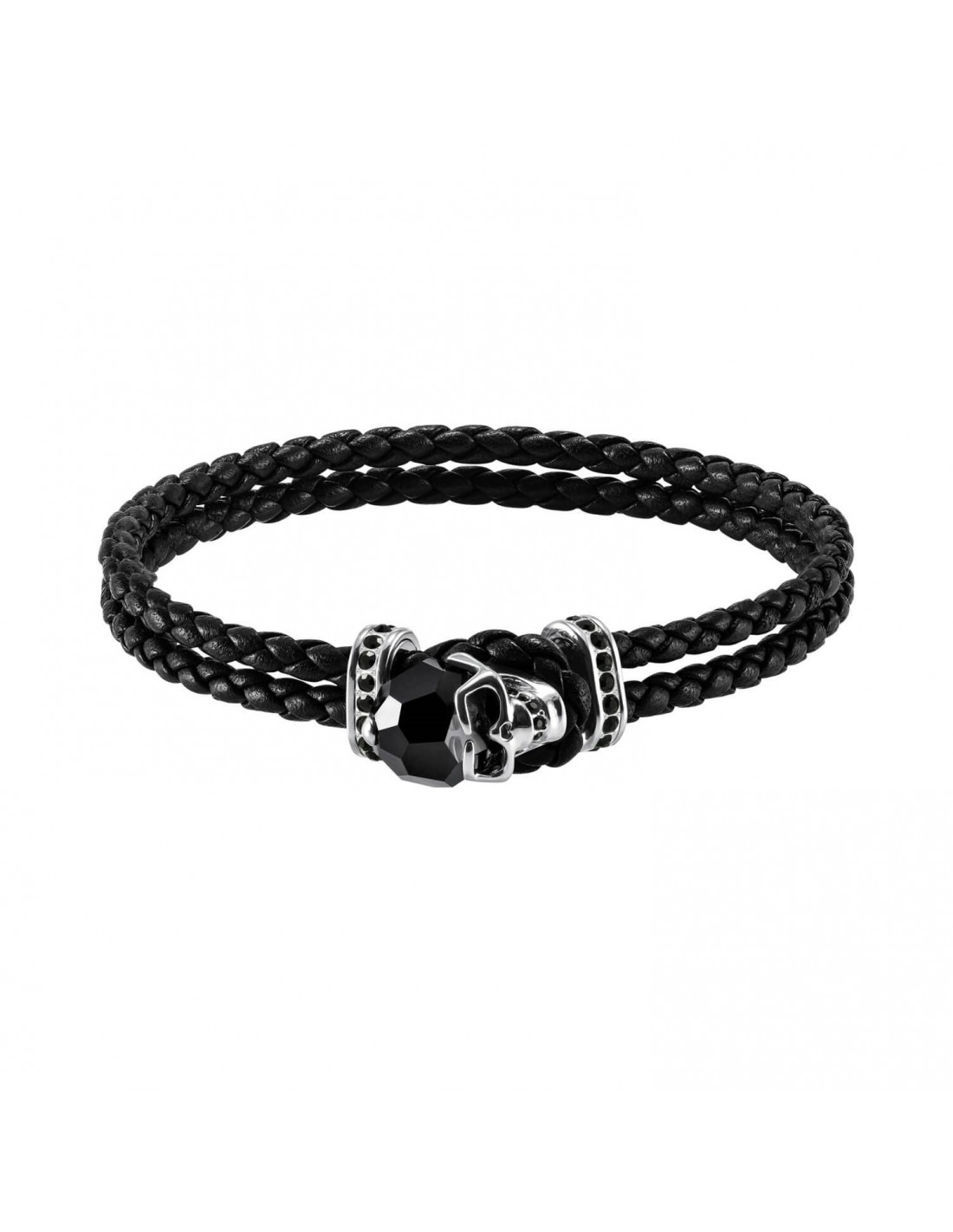 21299a876995 Taddeo bracelet swarovski men s jewelry palladium plating 5448905