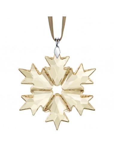 Small snowflake Swarovski decoration...