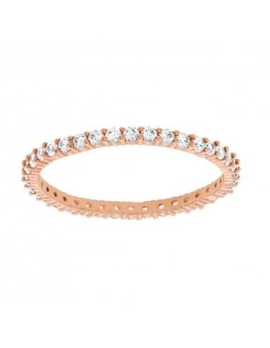 Swarovski Vittore women's ring rose...