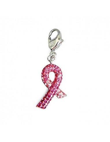 Swarovski Ciondolo Breast Cancer...