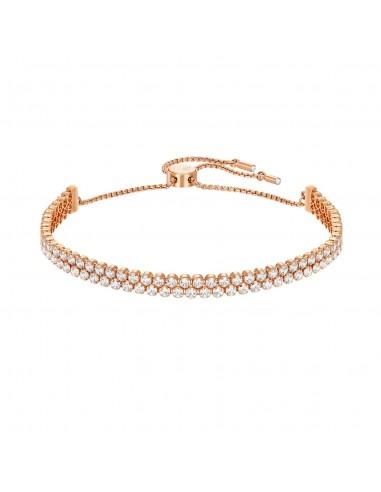 Subtle bracelet Swarovski jewels rose...