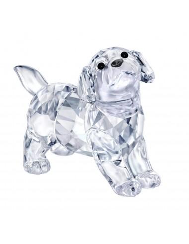 Swarovski Labrador puppy decoration...