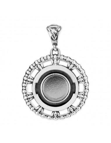 Basic pendant Twist jewelry Gerardo...