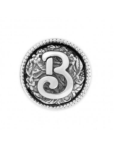 Chicca lettera B Twist gioielli...
