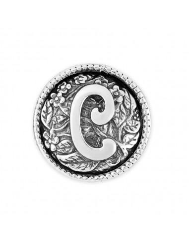 Chicca letter C Twist jewelry Gerardo...
