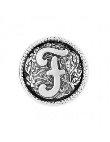 Chicca lettera F Twist gioielli...