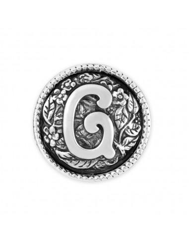 Chicca lettera G Twist gioielli...