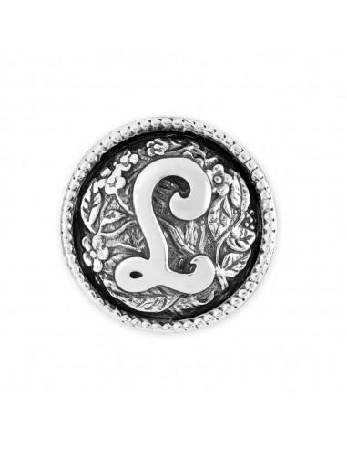 Chicca lettera L Twist gioielli...