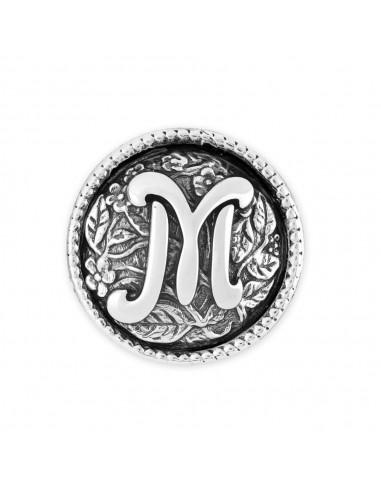 Chicca letter M Twist jewelry Gerardo...
