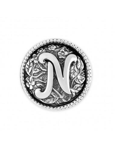 Chicca lettera N Twist gioielli...