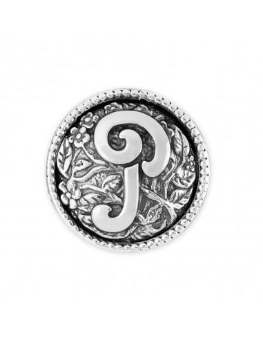 Chicca lettera P Twist gioielli...