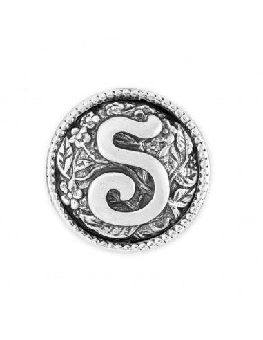 Chicca lettera S Twist gioielli...